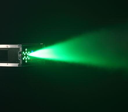 1500W 12x3W LED Fog Machine