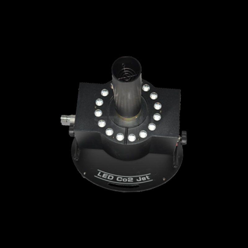 LED CO2 Jet Machine, DMX