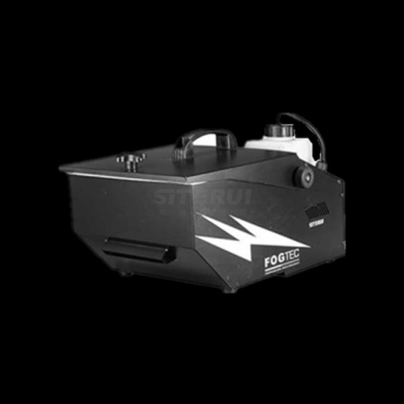700W Electric Thermostat Mini Ground Fog Machine, Time&Quantitative