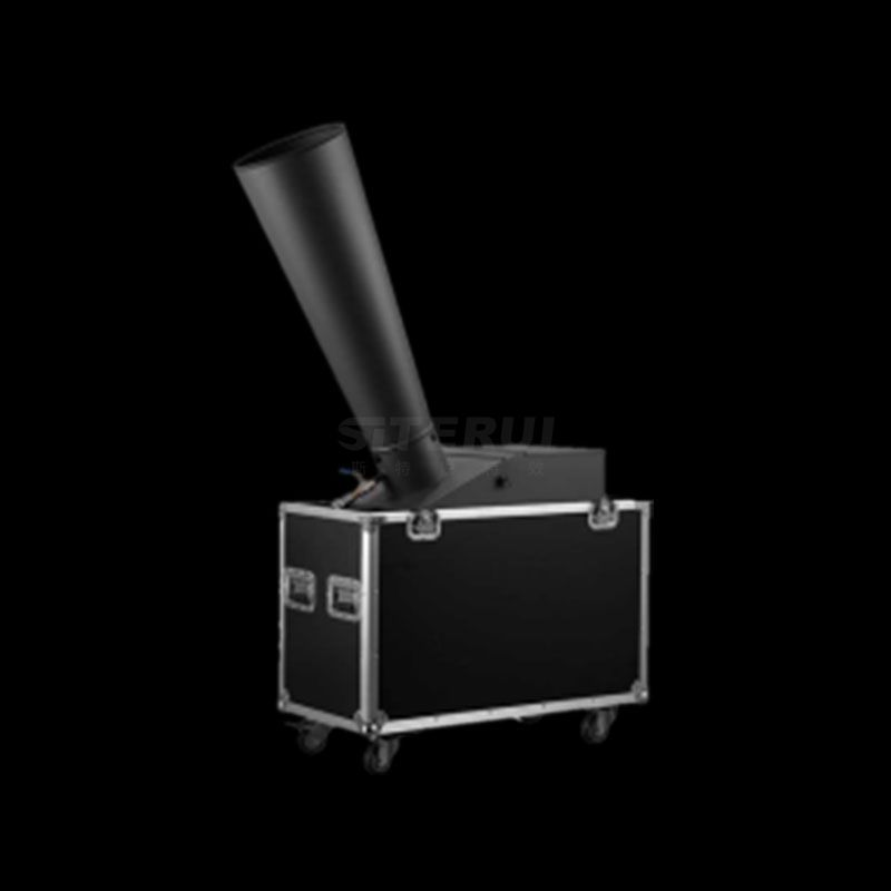 Rainbow Machine, Manual (DMX Customized), with Flight Case