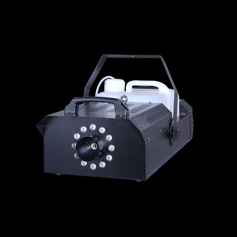 1200W fog machine  wired+wireless remote controller
