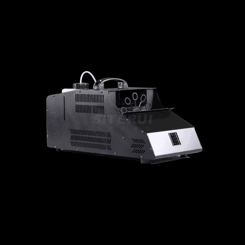Bubble Machine, Wireless Remote + Electric Control