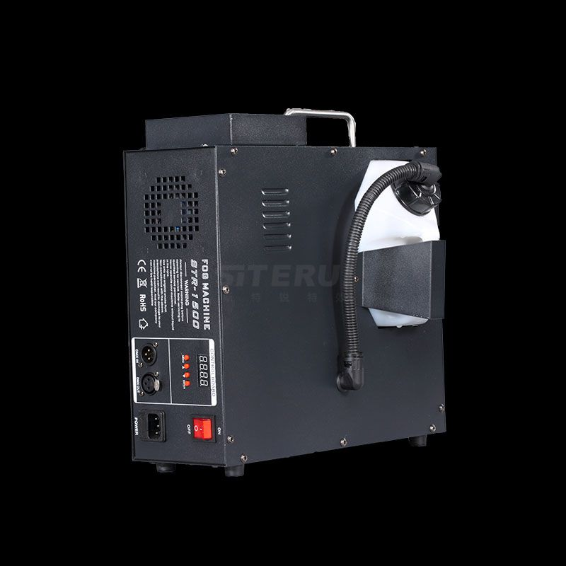1500W 9x3W LED Fog Machine