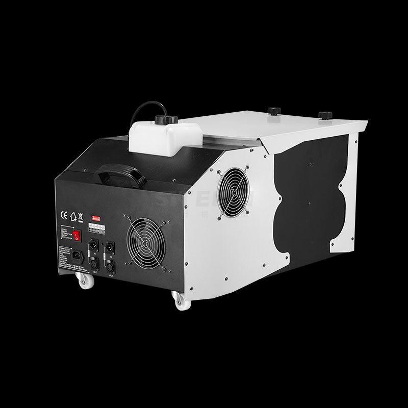 1500W Ground Fog Machine, DMX
