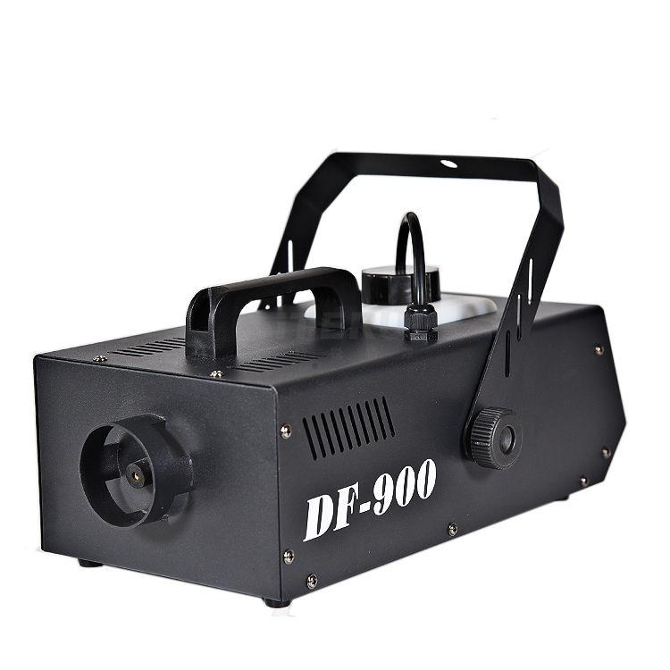 900W ordinary fog machine, wireless  remote + wired controller
