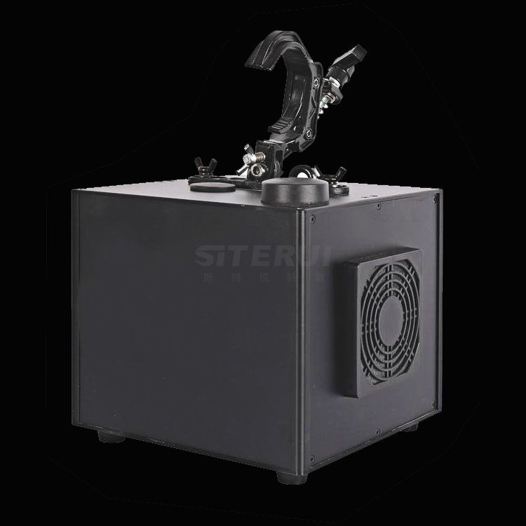 650w sparkluer machine DMX512+wireless remote
