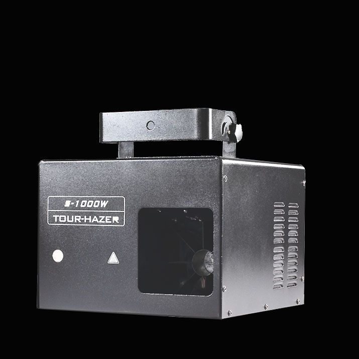 1000W haze  machine, DMX+LCD New model that can be hang out