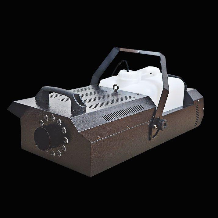 3000W LED fog machine  DMX + digital + remote control